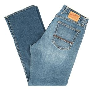 Lucky Brand Jeans Classic Fit Style 7MC1002 Blue